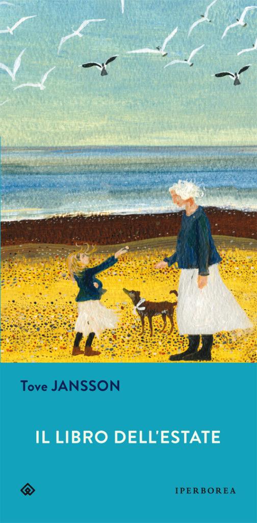 Copertina libro Il libro dell'estate, Tove Jansson, Iperborea